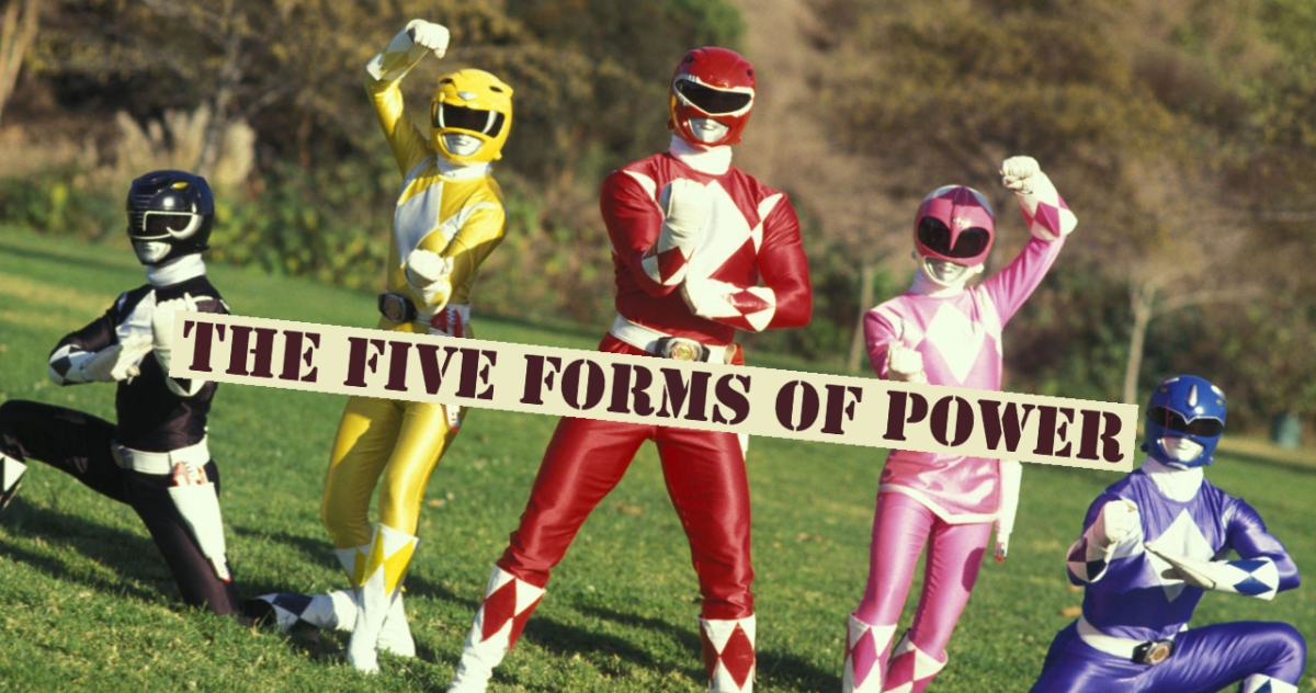 The Five Forms ofPower